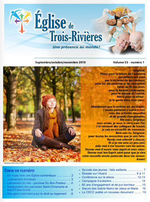 ETR sept oct nov 2018