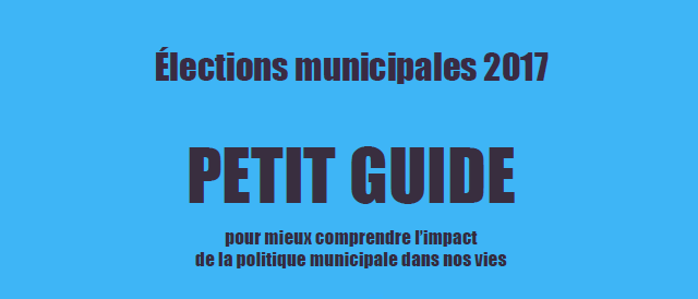 affiche lections